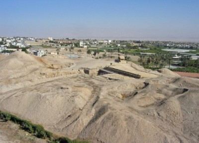 Ruins of the Ancient City of Jericho