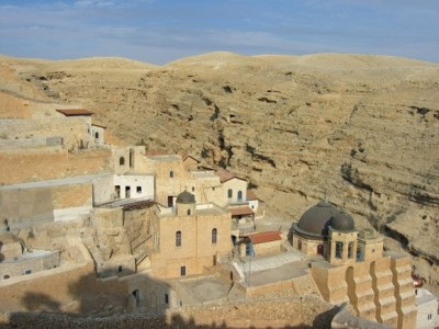 The Monastery of Mar Saba