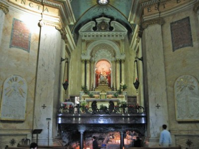 Stella Maris Carmelite Church on Mt. Carmel