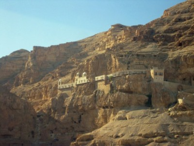Monastery on the Mt. of Temptation