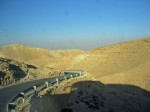 Ancient Road from Jerusalem to Jericho