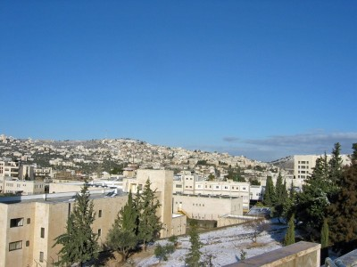 Snowy-Covered Bethlehem