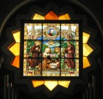 St. Catherine Central Window