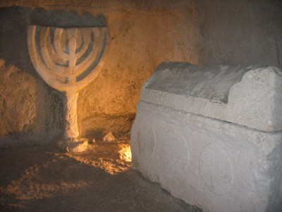 Bet Sharim - Cave of the Coffins
