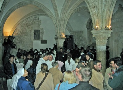 Christian Unity in the Cenacle