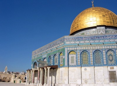 Dome and Sepulcher
