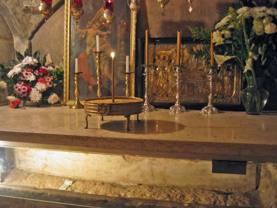 Tomb of the Virgin