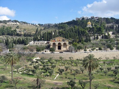 Kidron Valley