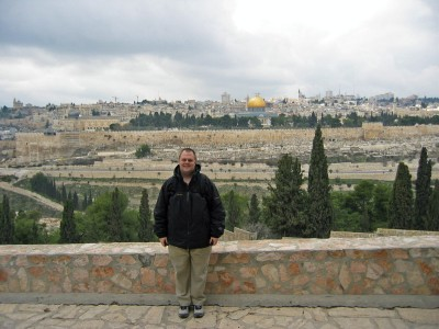 Mount of Olives View