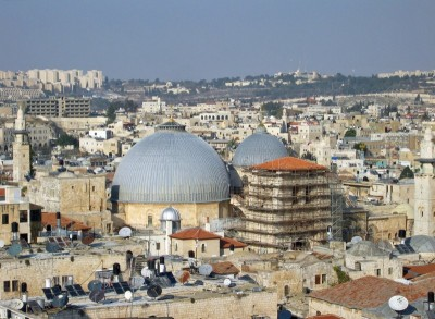 Holy Sepulcher Domes