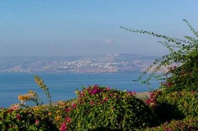 Morning Prayer at the Sea of Galilee