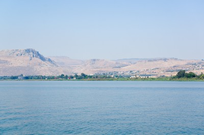 From the Sea of Galilee