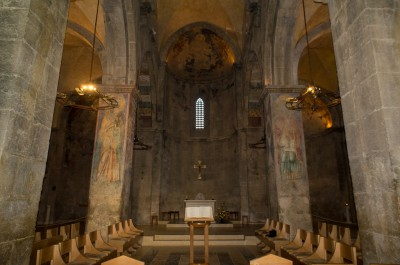 Crusader Church of Kiryat Ye'arim