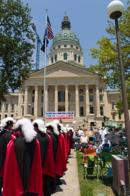 Statehouse Rally for Religious Freedom