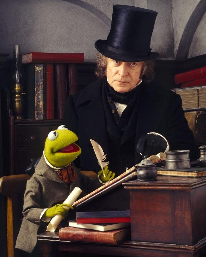 The Muppet Christmas Carol: A Christmas Lesson From Scrooge
