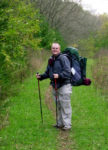 Fr. Shawn Backpacking