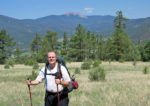 Fr. Shawn at Philmont